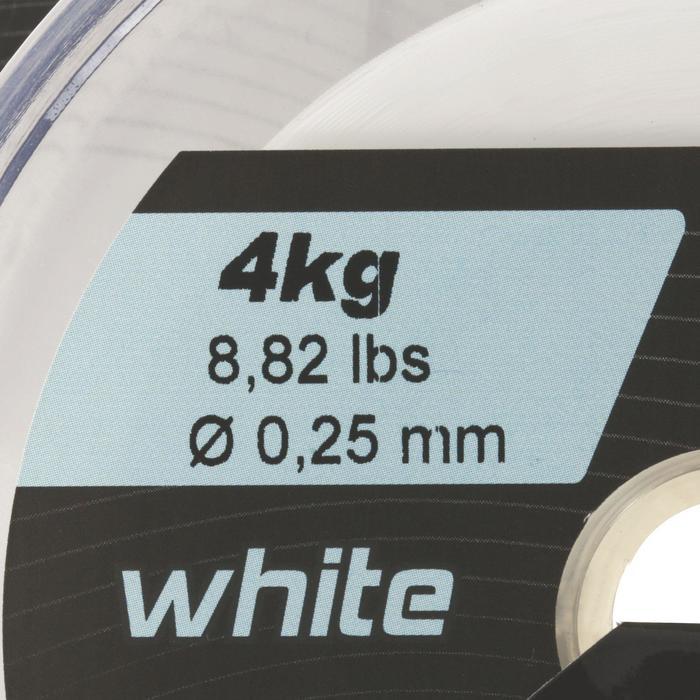 FIL DE PÊCHE LINE ABRASION WHITE 1000 M - 824445