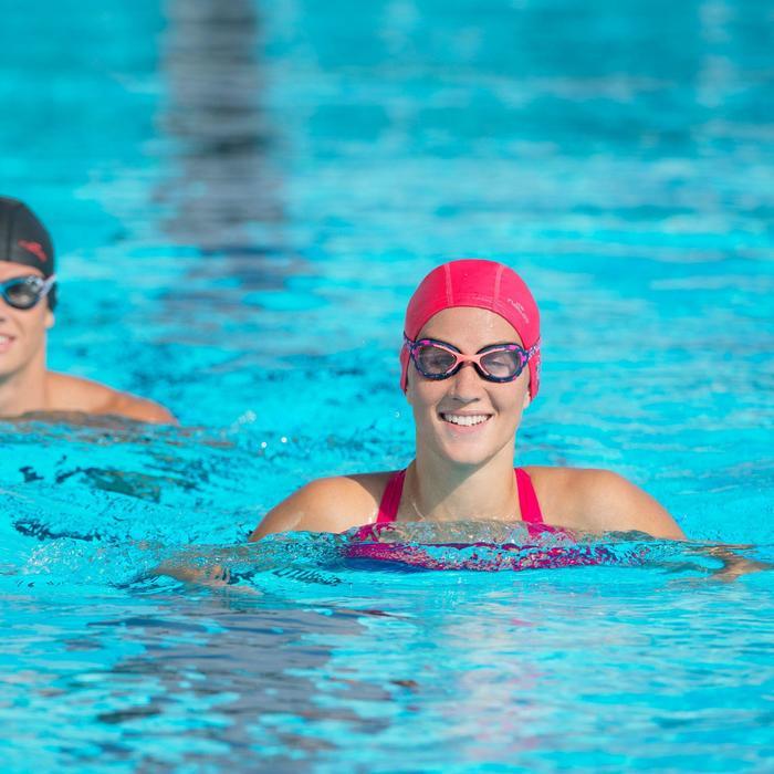 Lunettes de natation XBASE PRINT Taille L Mika - 824522