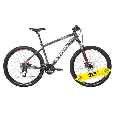 "27.5"" Rockrider 540 Mountain Bike - Grey"