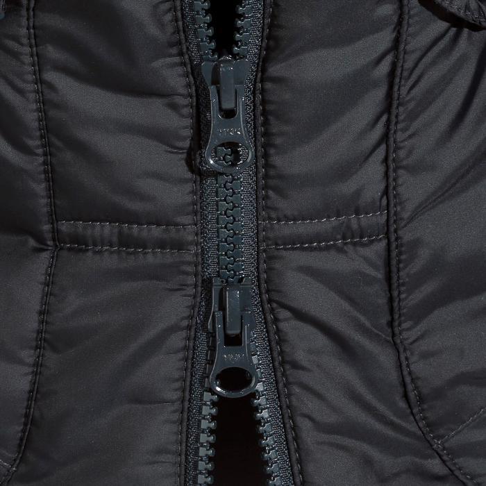 Gilet doudoune sans manche équitation femme PADDOCK noir - 824898