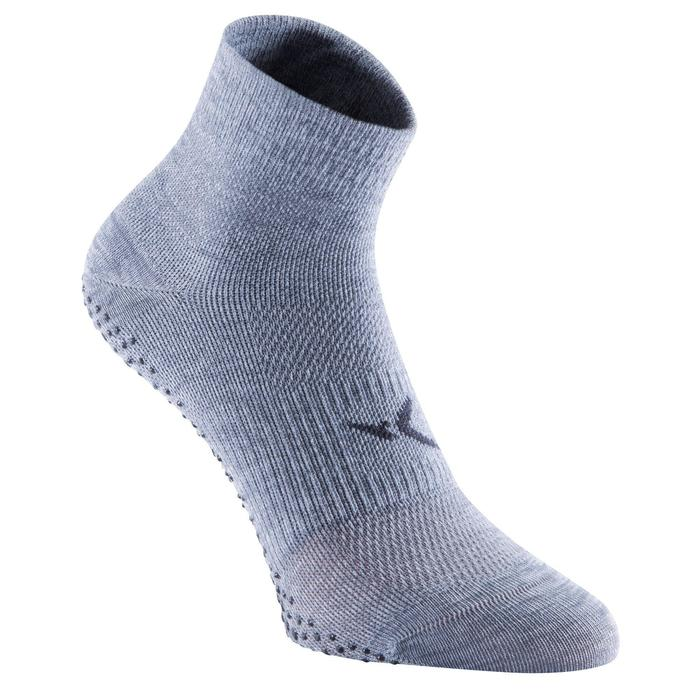 Chaussettes antidérapantes fitness - 825092