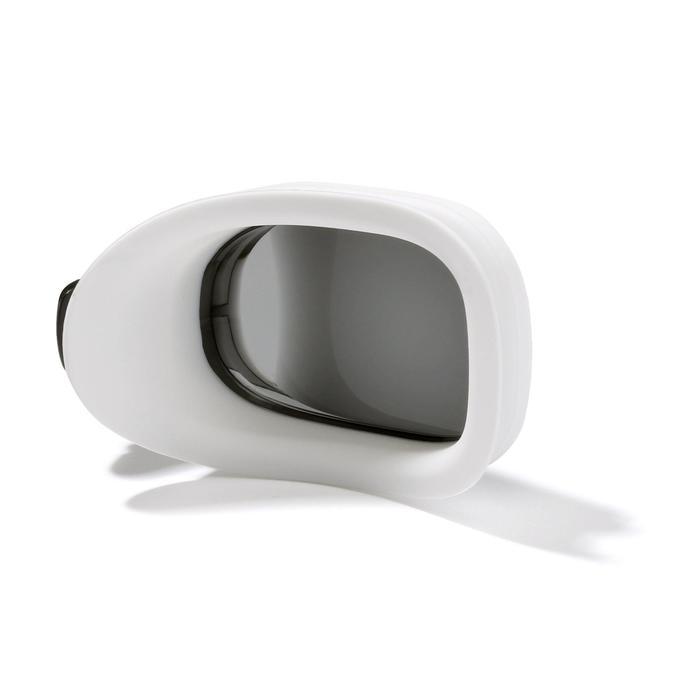 Schwimmbrillen-Glas Selfit 0-Dioptrien Größe S getönt