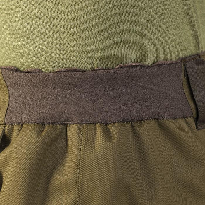 Pantalon chasse imperméable chaud 500 - 826555