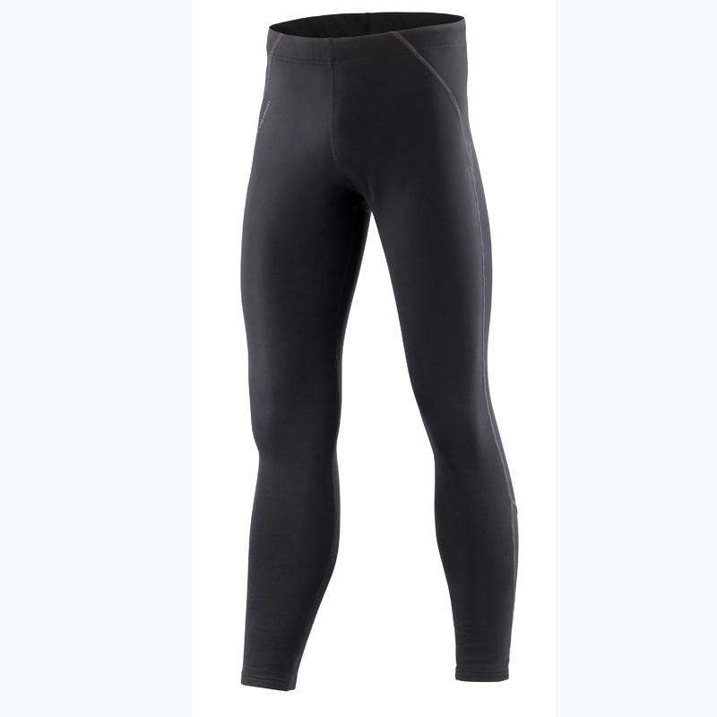 ADULT CROSS COUNTRY CLOTHING Cross-Country Skiing - Tights - Black INOVIK - Cross-Country Skiing