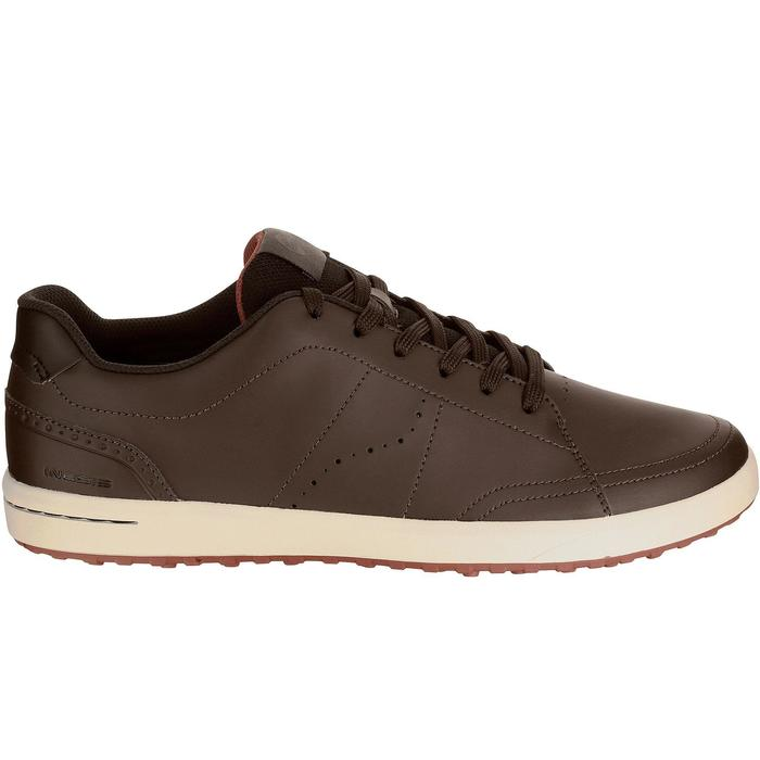 CHAUSSURES GOLF HOMME SPIKELESS 100 BLANCHES - 827015