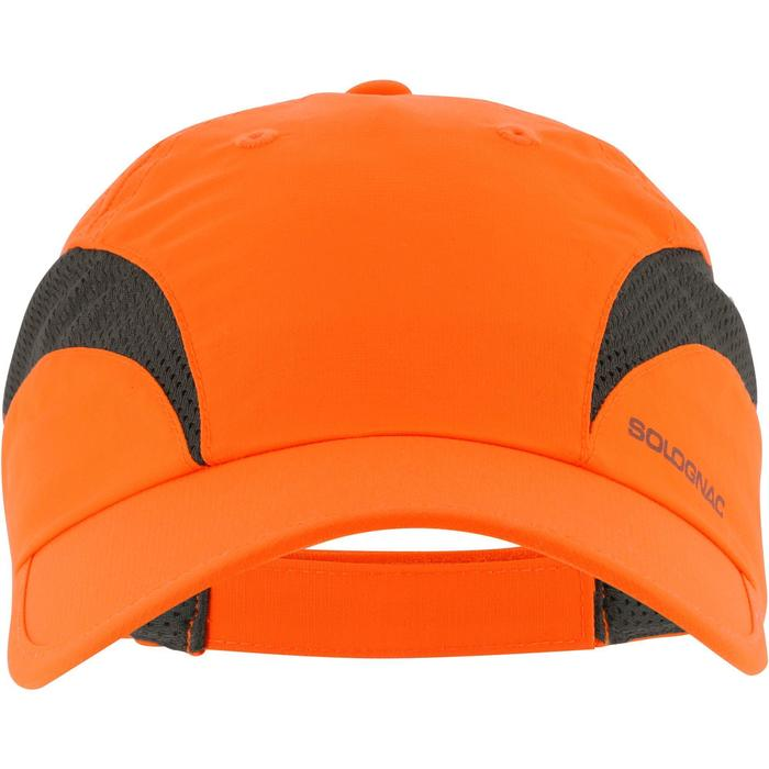Jagerspet Light fluo-oranje