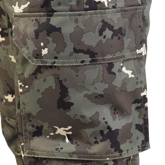 Pantalon chasse imperméable chaud 500 - 827034