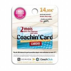 Coachin'Card vidéo Cardio