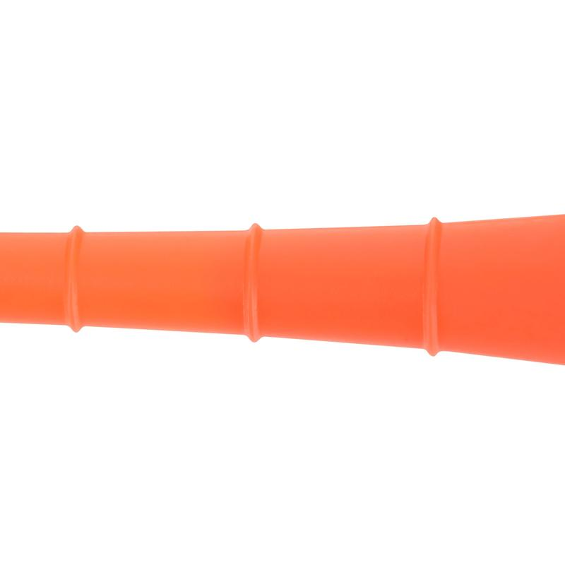 70 mm Plastic Tee x10 - Orange