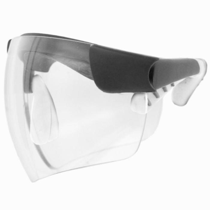 LUNETTES DE SQUASH ADULTE SA GLASSES NOIR - 827291