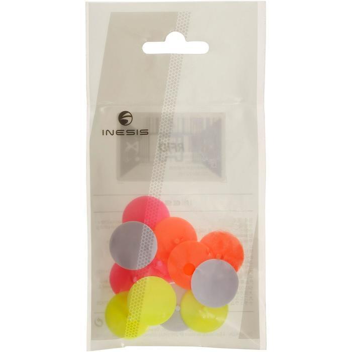 Ballmarker Kunststoff 12 Stück