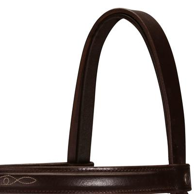 Bridle With Reins For Horse Paddock - Brown
