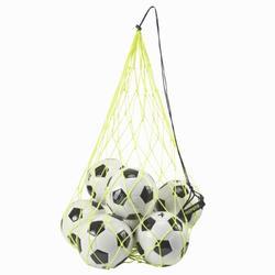 Ballennet voor 10/14 ballen zwart/geel