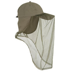 Muggenwerende jagerspet Steppe 300 mosquito groen - 82799