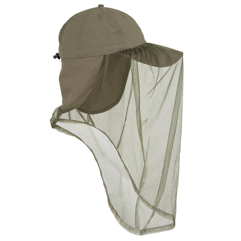 หมวกกันยุงสำหรับส่องสัตว์รุ่น ST300 (สีเขียว)