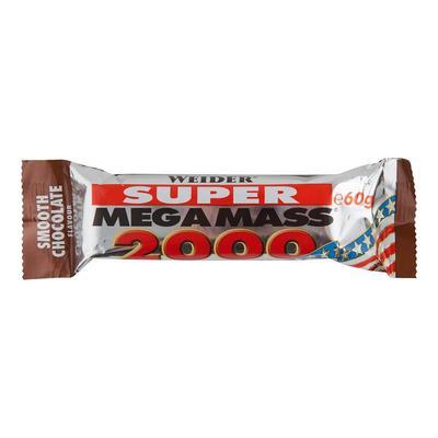 Barre protéinée SUPER MEGA MASS 2000 chocolat 60g