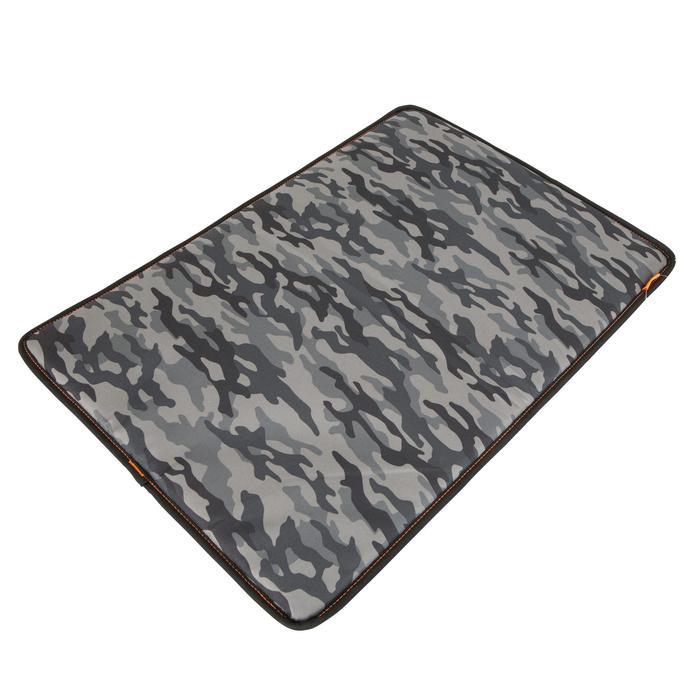 Hundematte 100 Camouflage schwarz