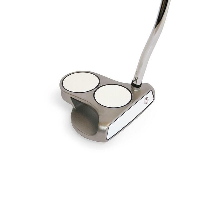 """Golfschläger Putter White Hot Pro 2.0 2-Ball-System 34"""" RH Erw."""