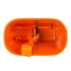 Jagdglocke orange