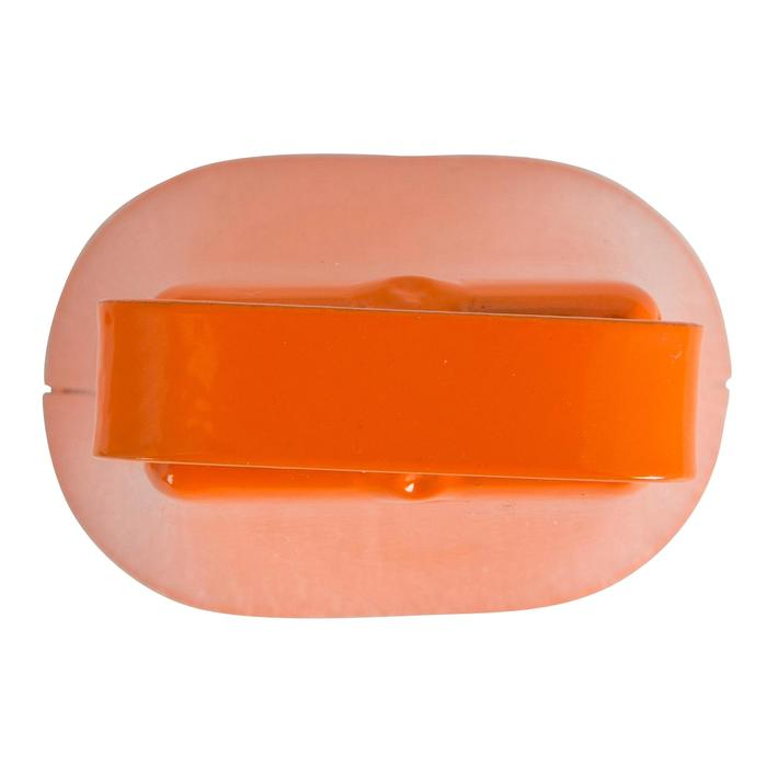 Hondenbelletje oranje
