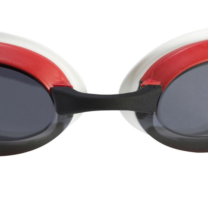 Lunettes de natation COBRA ULTRA blanc rouge - 828408