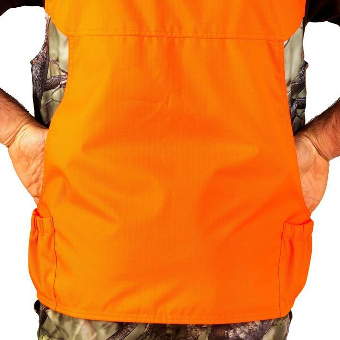 Gilet chasse renfort 500 Camofluo - 828522