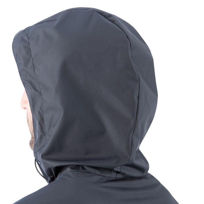 Veste pluie imperméable de football adulte T500 noire - 828545