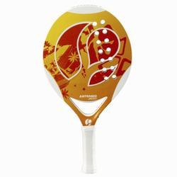 Beach tennis racket 700 oranje