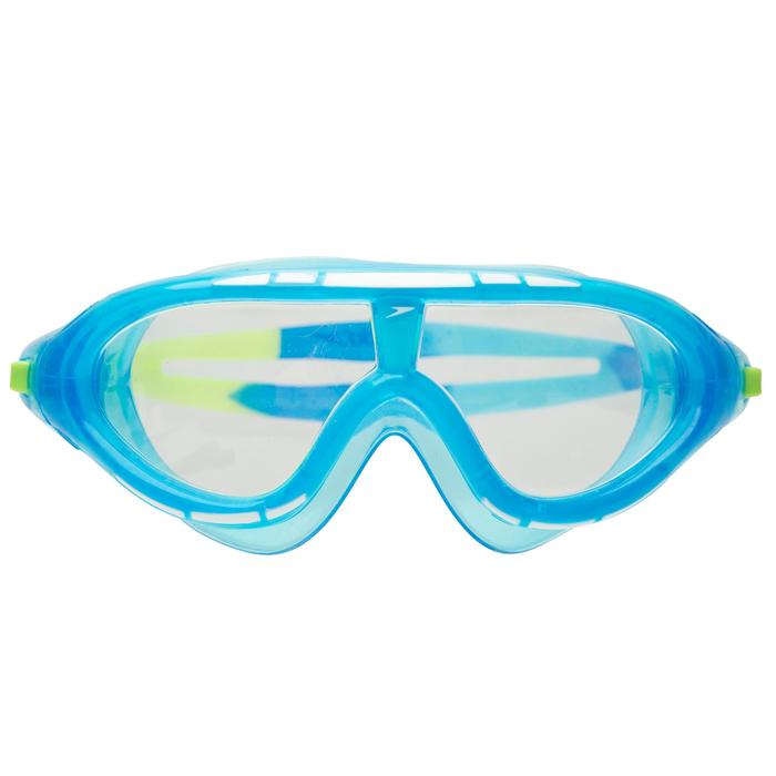Zwemmasker Rift maat S blauw/groen