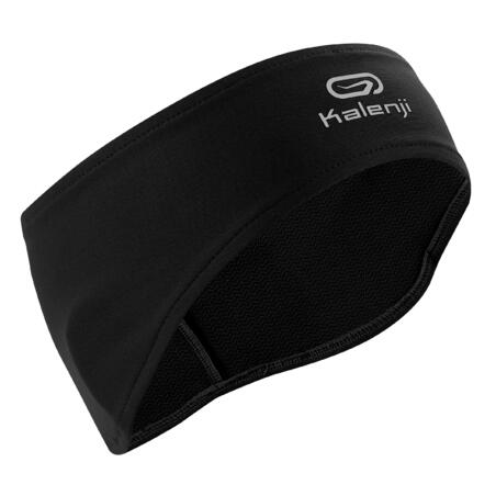 WARM RUNNING HEADBAND BLACK