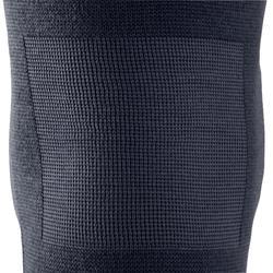 Kniebeschermers volleybal V500 zwart