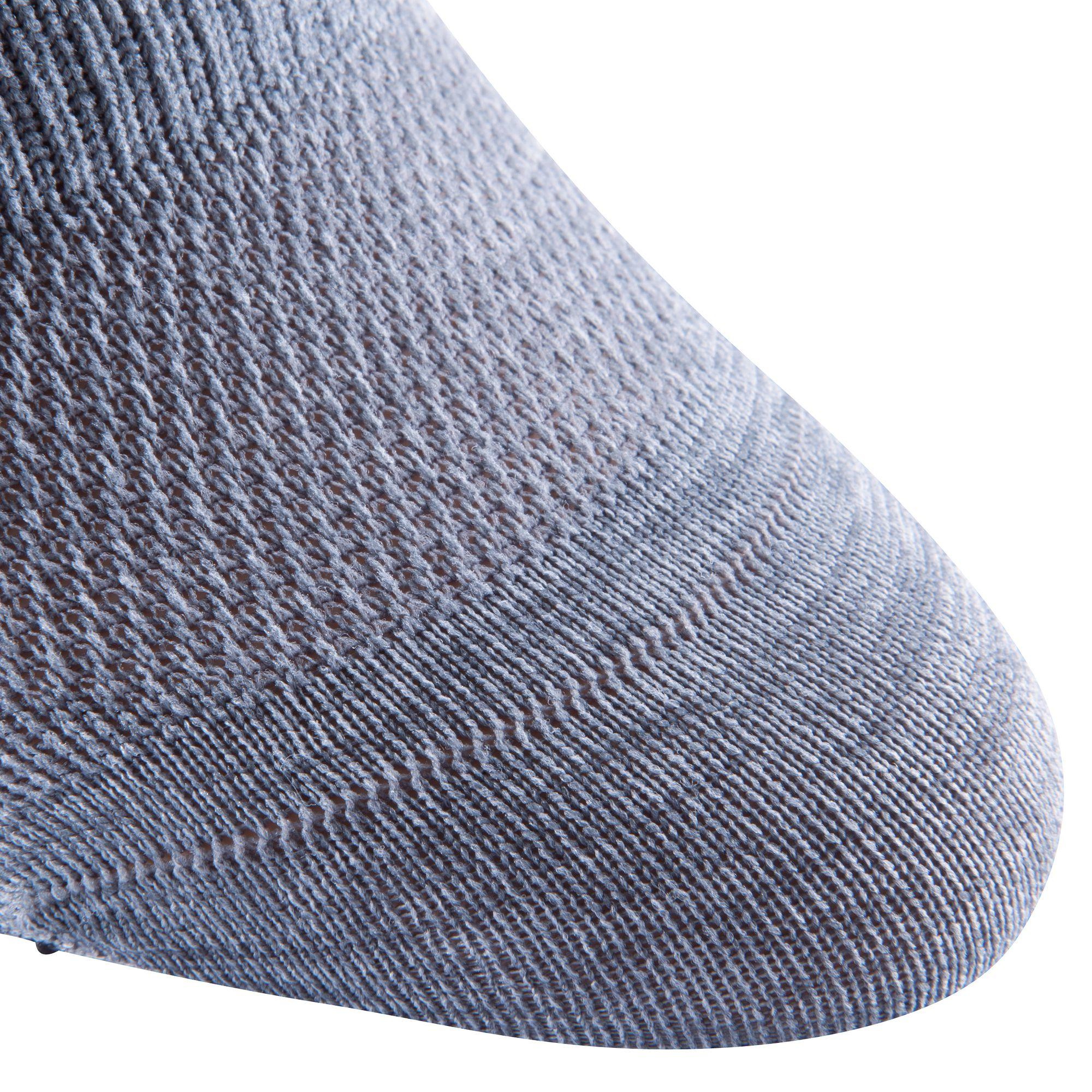 Non-Slip Gentle Gym & Pilates Socks - Grey