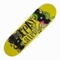 Play 3 Kids' Skateboard - Frog