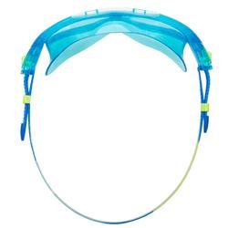 Schwimmmaske Rift Größe S blau/grün