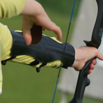 Protector largo de brazo tiro con arco