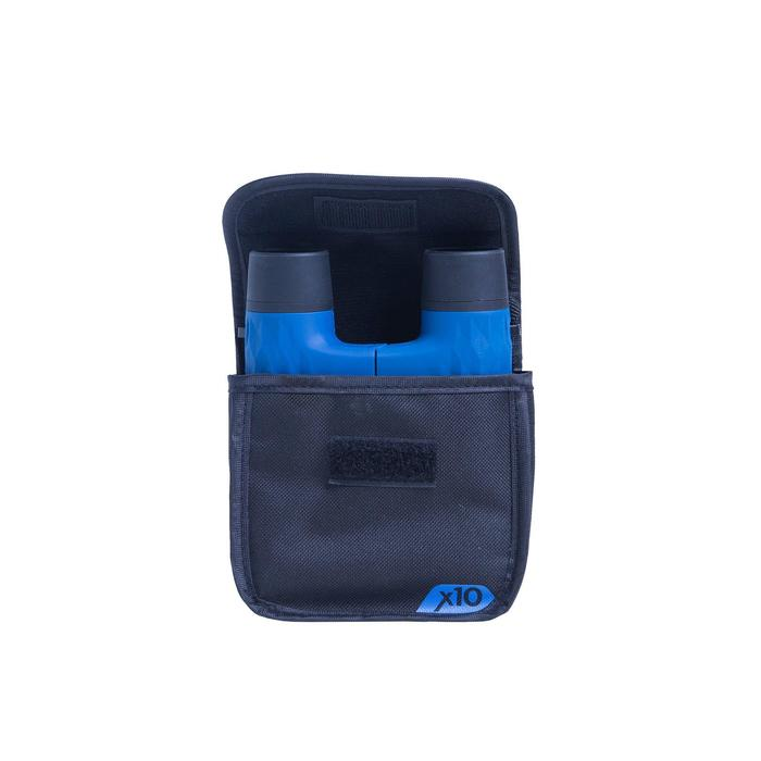 Fernglas ohne Einstellen MH B 140 10-fach-Vergrößerung blau