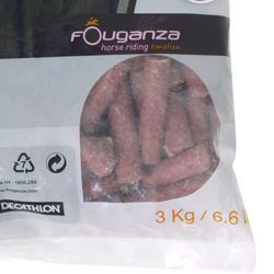 Paardensnoepjes Fougatreats appel 3kg - 829850
