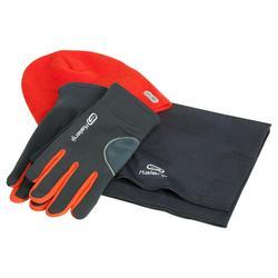 Kit Protección Tiempo Frío Running Kalenji