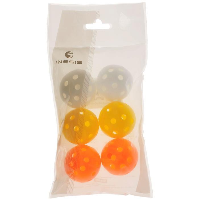 Balle de Golf Mousse X6 - 830311