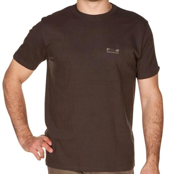 Tee shirt steppe 100  manches courtes - 830604