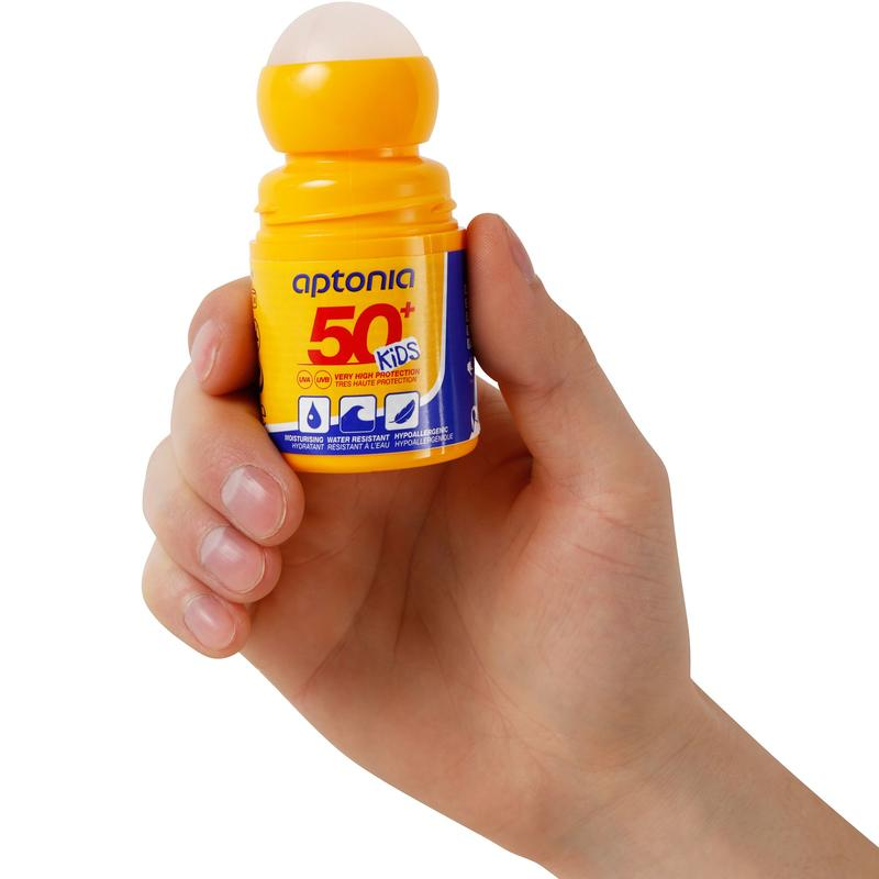 Kids' Roll On Sunscreen Cream SPF50+ 50ml