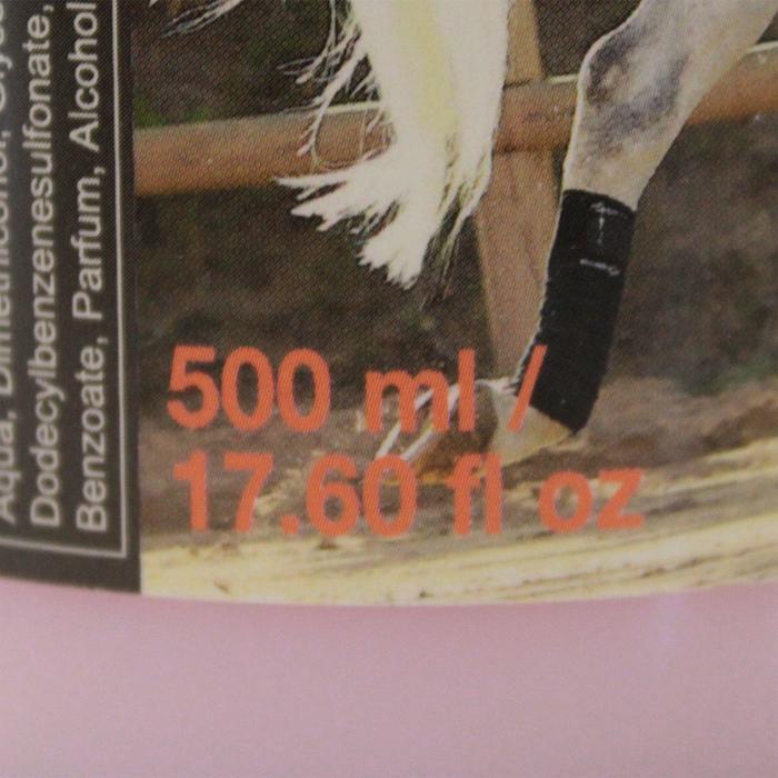 Super ontwarrend glansmiddel ruitersport paarden en pony's 500 ml