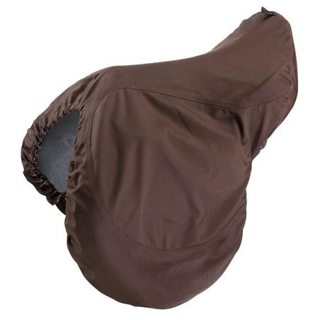 Horse Riding Saddle Cover - Brown