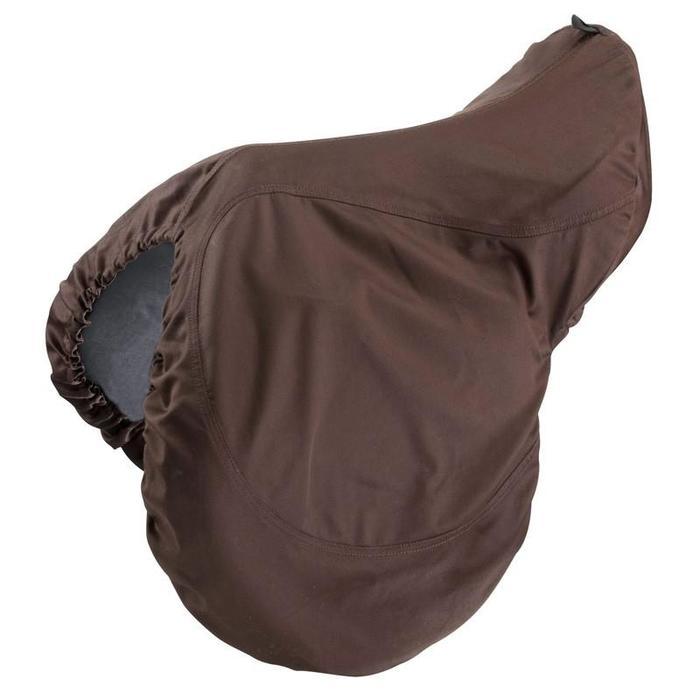Housse de protection pour selle équitation marron - 830794