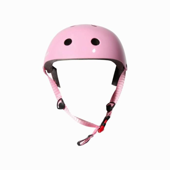 Play Inline Skating, Skateboarding, Scootering and Cycling Helmet - Pink - 831108