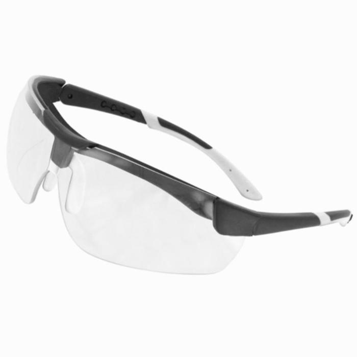 Squashbril volwassenen SA zwart