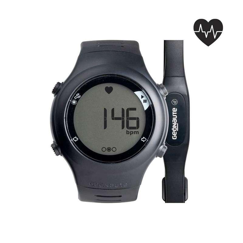Pulzus és aktivitásmérő órák Futás - ONRHYTHM 110 pulzusmérő karóra KALENJI - Kiegészítők