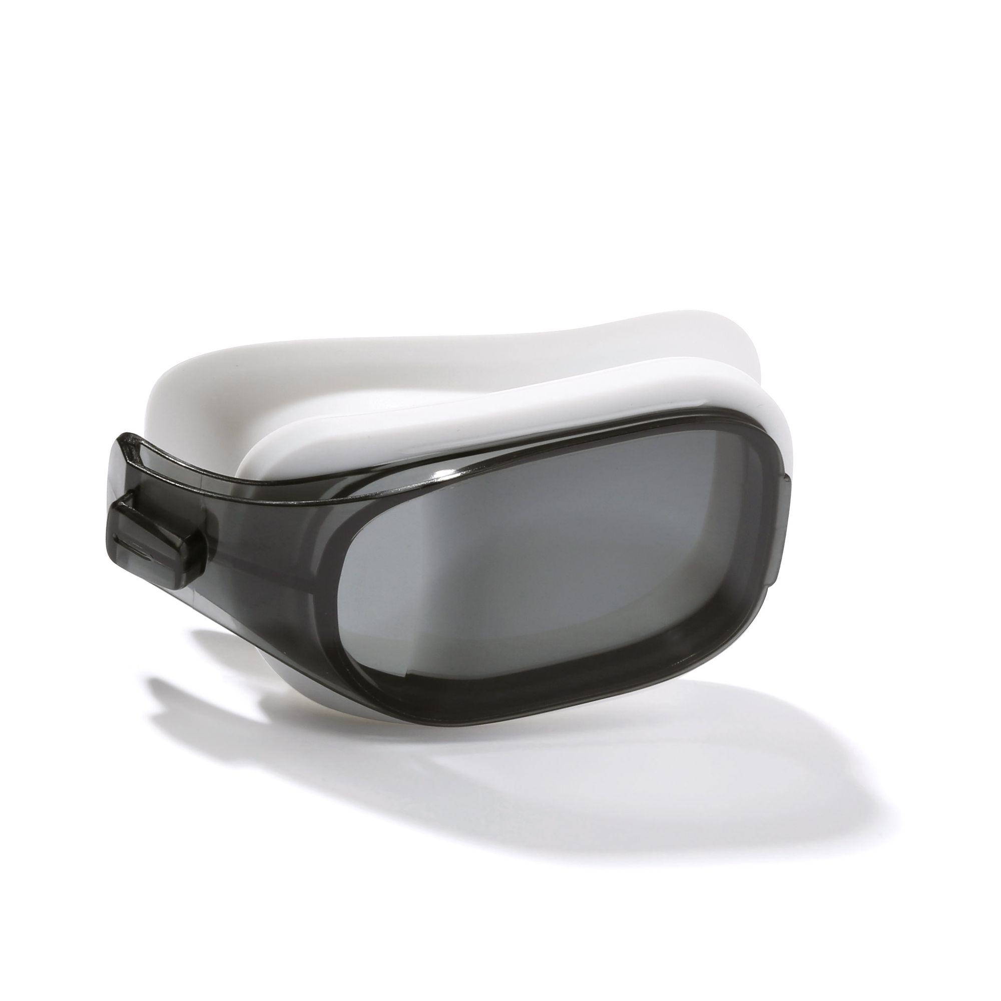 Three smoked lens for SELFIT 500 swimming goggles Size L