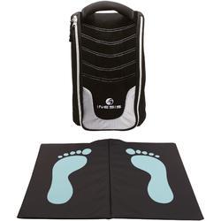 Tas voor golfschoenen INESIS zwart - 831700