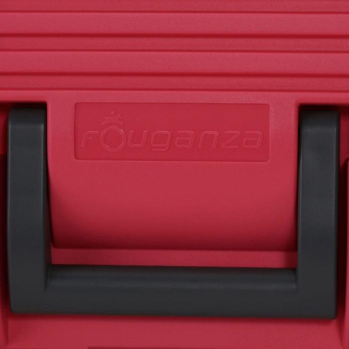 Verzorgingsbox ruitersport GB 300 roze en grijs